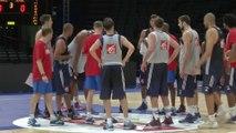 Basket - Amical - Bleus : L'équipe de France en mode commando