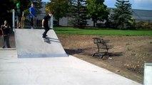 Butter-Grind @ Glen Abbey Skatepark 10/23/11