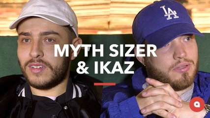 Myth Syzer & Ikaz, l'interview