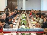24 канал - Пласт і влада зібралися за круглим столом