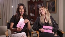 """Pretty Little Liars Stars Shay Mitchell and Ashley Benson Play """"Which Liar?"""""""