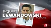Robert Lewandowski, un attaquant hors-pair - Pologne #Euro2016