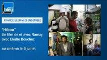 Ramzy et Elodie Bouchez invités de Daniela Lumbroso - France Bleu Midi Ensemble