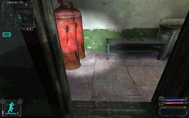 Stalker Тень Чернобыля прохождение. Свобода. Берем еду у повара