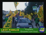 25/09/2009 - Levy Fidelix &  Assédio, Eleições de 2010.