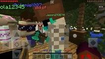 Minecraft hunger games osa1///Taidot ruosteessa