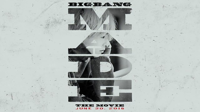 [ENGSUB] G-DRAGON 지드래곤 ~ 빅뱅 메이드 BIGBANG10 : THE MOVIE 'BIGBANG MADE' TRAILER