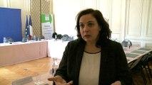 Observatoires des loyers : réunion avec Emmanuelle Cosse