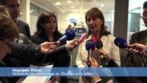 Ségolène Royal annonce des avancées significatives en faveur de la qualité de l'air