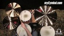 "Paiste 15"" 2002 Crash Cymbal (1061415-1051414E)"