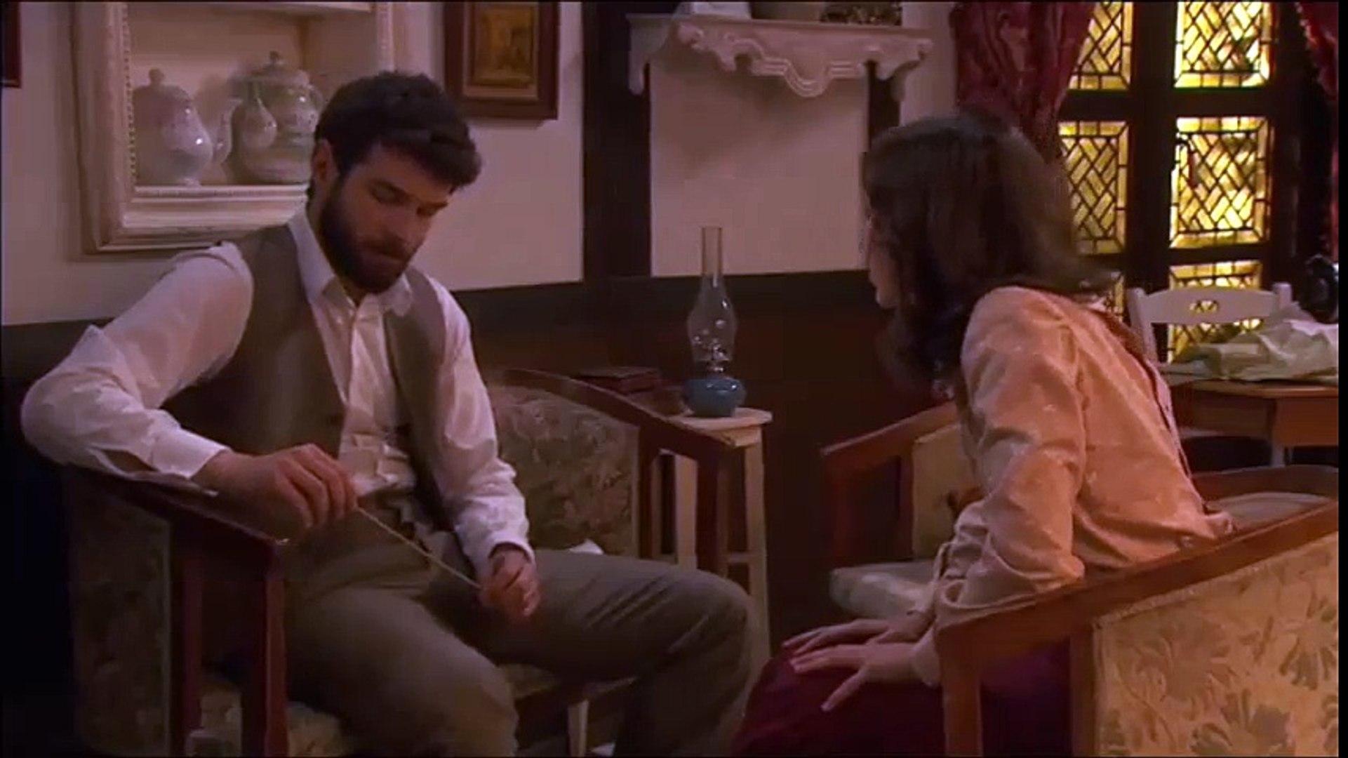 Aurora habla con Bosco