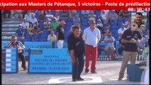 Record du monde des 1000 boules, 10 tireurs, 1 heure à Béziers : la performance de P QUINTAIS et C RAKOTOARIVELO