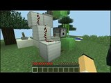 Minecraft - How to Make TNT Launcher! (1st Video)