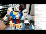 MG RX-78-02 건담 THE ORIGIN 조립 - RX-78-02 Gundam THE ORIGIN Build