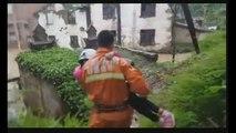 La inundaciones en China dejan 33 víctimas mortales