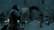 Game of Thrones 6x09 - Jon Snow vs Ramsay Bolton