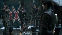 Game of Thrones 6x09 - Ramsay Bolton FULL Death Scene(s) - Jon Punching Ramsay, Sansa Conversation