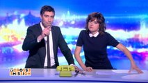 Le JT de Patrick Chanfray et Céline Groussard du 21/06 - La Grosse Emission du 21/06