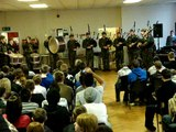 Army Cadet Force Pipes and Drums - Regular 1 Highlanders Pipes and Drums