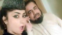 Qandeel Baloch Selfie Pictures With Mufti Abdul Qavi Gone Viral