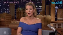 Blake Lively Tells Fallon 'Deadpool' Sex Montage Is Torture