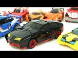 Carbot Tobot Transformers Transformation Robot Car Toys 헬로카봇 제트렌 삼총사 또봇 트랜스포머 자동차 장난감 변신 동영상