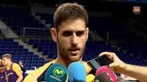 FCB Basket: Abrines, Perperoglou i Vezenkov prèvia Madrid-FCB Lassa (4rt partit)