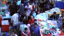 Songkran Fun at Sala Daeng, Bangkok 15 April 2010