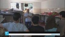 انتشار إدمان المخدرات في غزة وضعف إمكانيات �