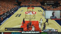 NBA 2K15 My Career Ep.26 | 1st round Game 5 - 4TH QUARTER RAGE!! | NBA 2K15 My Career