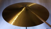 "Paiste Formula 602 Thin Crash Cymbal 22"""