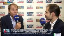 """Retour sur les différences de culture """"tech"""" entre Paris et New York - 21/06"""