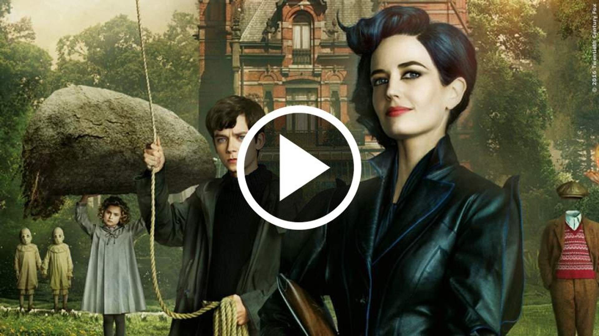 DIE INSEL DER BESONDEREN KINDER Trailer 2 German Deutsch (2016) HD