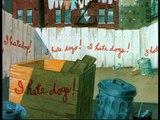 Tex Avery - Ventriloquist Cat (1950)