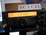 OY3JE - JAN EGHOLM - FAROE ISLANDS - 12:23 utc -  09-Dec-2012 - 15 meters band