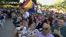 تحالف بين بوديموس والشيوعيين يهز المشهد السياسي الاسباني قبل ايام من الانتخابات