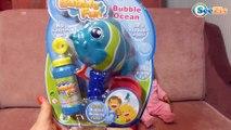 Кукла Беби Борн. Девочка Ника распаковывает новую игрушку. Мыльные пузыри. Видео для детей