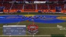 Madden 25 NFL Playoffs PS4 - New England Patriots vs Denver Broncos - 1st Qrt - HD