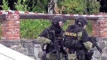 Den Policie 2015 Ostrava - Ukázka činnosti ZJ (1. ukázka)