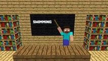 Monster School Animation - Monster evolution - Monster drawing - Racing Minecraft Animation