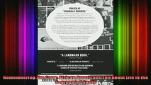 Free Full PDF Downlaod  Remembering Jim Crow African Americans Tell About Life in the Segregated South Full EBook