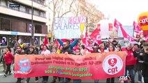 Loi travail: les syndicats de pilotes d'Air France-KLM lèvent leur préavis de grève, manifestation statique demain à Paris?