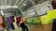 TOP THREE PARKOUR & FREERUNNING GYM TRAINING ¦ PEOPLE ARE AWESOME