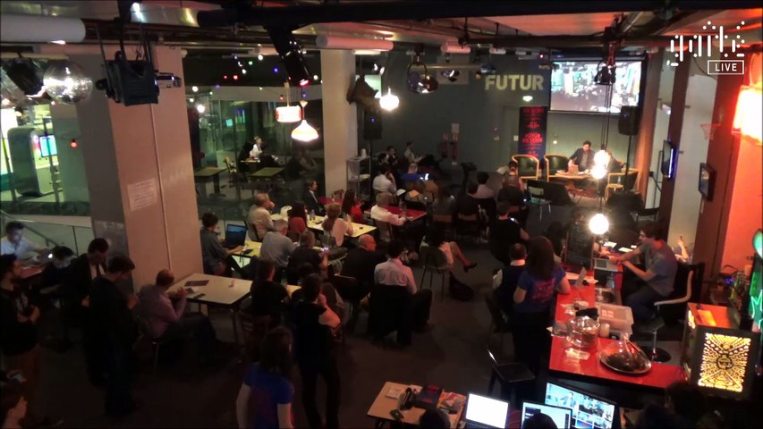 Hackons les GAFAs ! : Keynote - Futur en Seine 2016
