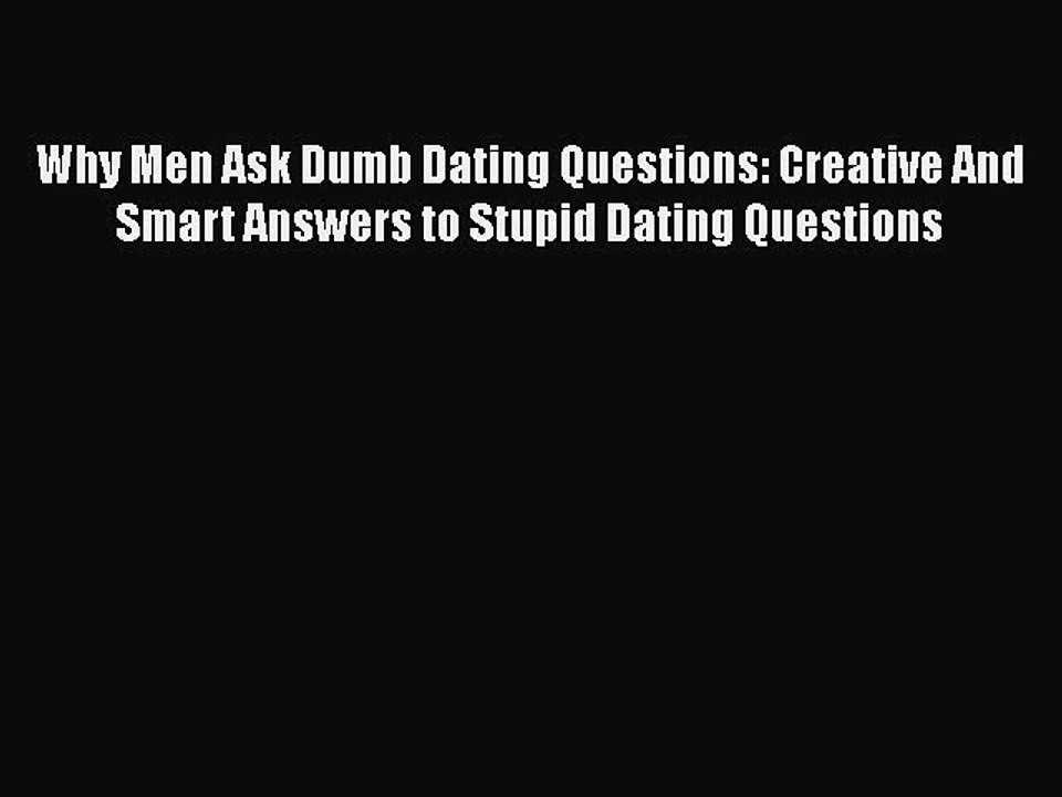ask dating questions