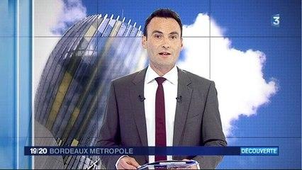 Le miroir d'eau de Bordeaux le monument le plus photographié