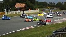 Side Car Promo Départ Course 2 Circuit Pau Arnos 18/19 juin 2016