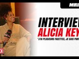 """Interview Alicia Keys x Mrik : J'ai plusieurs facettes, je suis partout """" #Part5 [Skyrock]"""