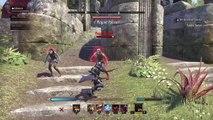 The Elder Scrolls Online: Tamriel Unlimited ( Becoming A Werewolf )