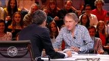 Michel Houellebecq parle de la reprise du Petit Journal par Cyrille Eldin face à... Yann Barthès !